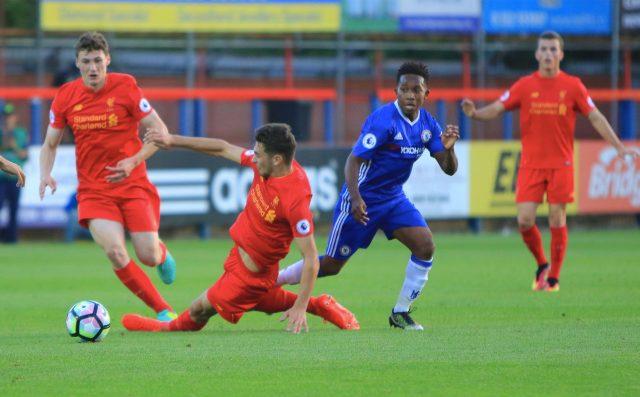 Foto: Dan Davies // portal oficial de la Reserva del Chelsea FC