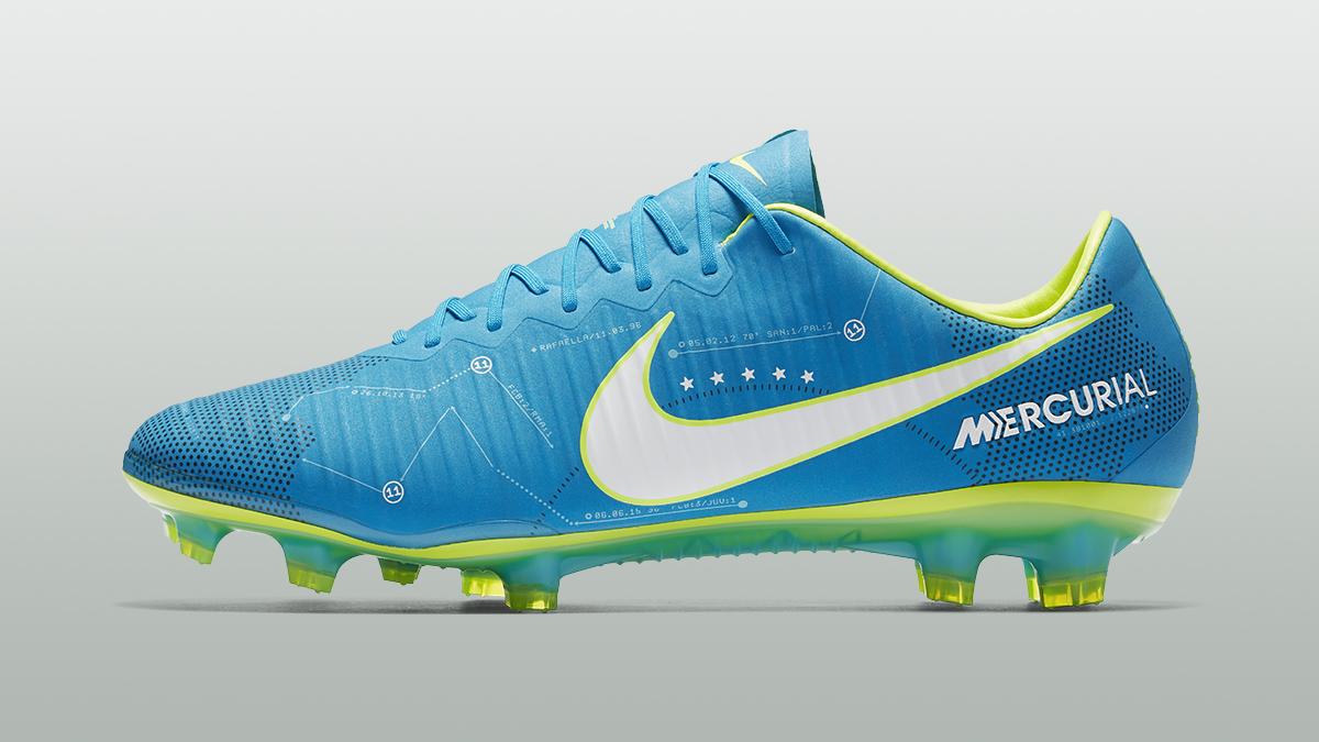 8c9b4ed12e602 FOTOS) Así serán los nuevos zapatos de Neymar para esta temporada ...