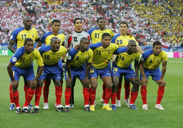 Resultado de imagen para seleccion de ecuador gol  mundial 2006