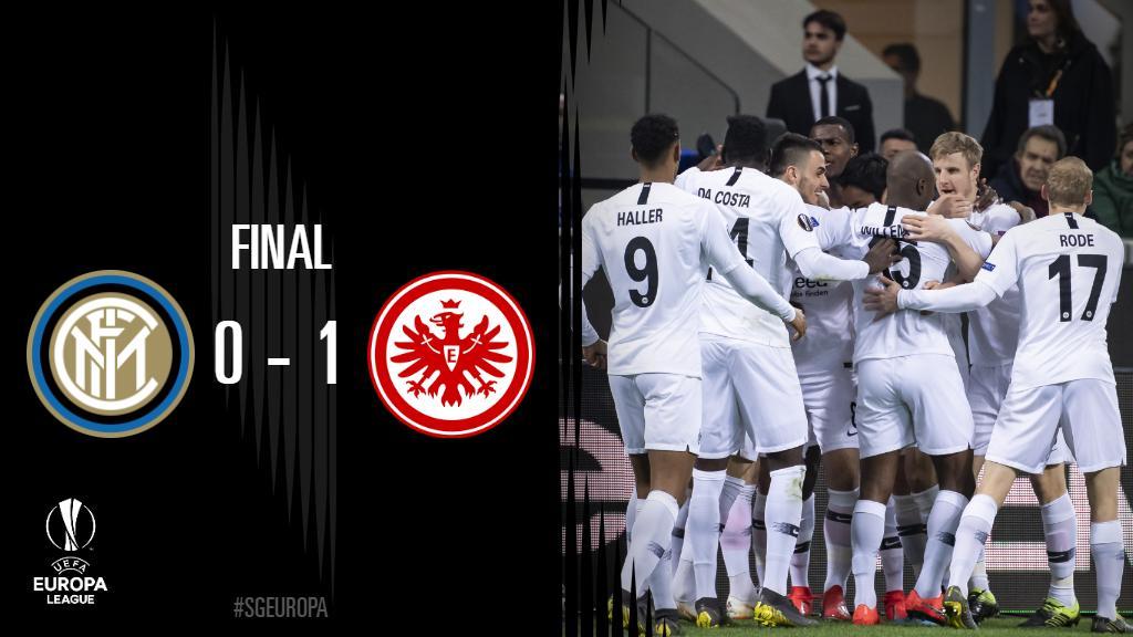 2624d908e31f8 (VIDEO) BATACAZÓ  El Frankfurt eliminó al Inter de visita