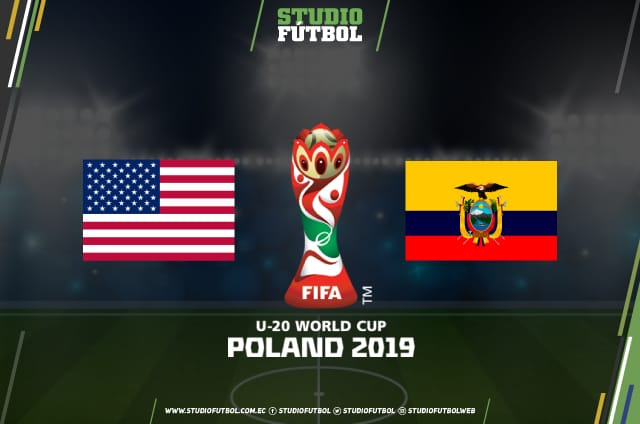 Estados Unidos se despide del Mundial Sub-20