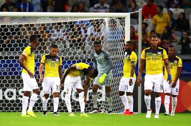 Resultado de imagen para ecuador seleccion  copa america 2019