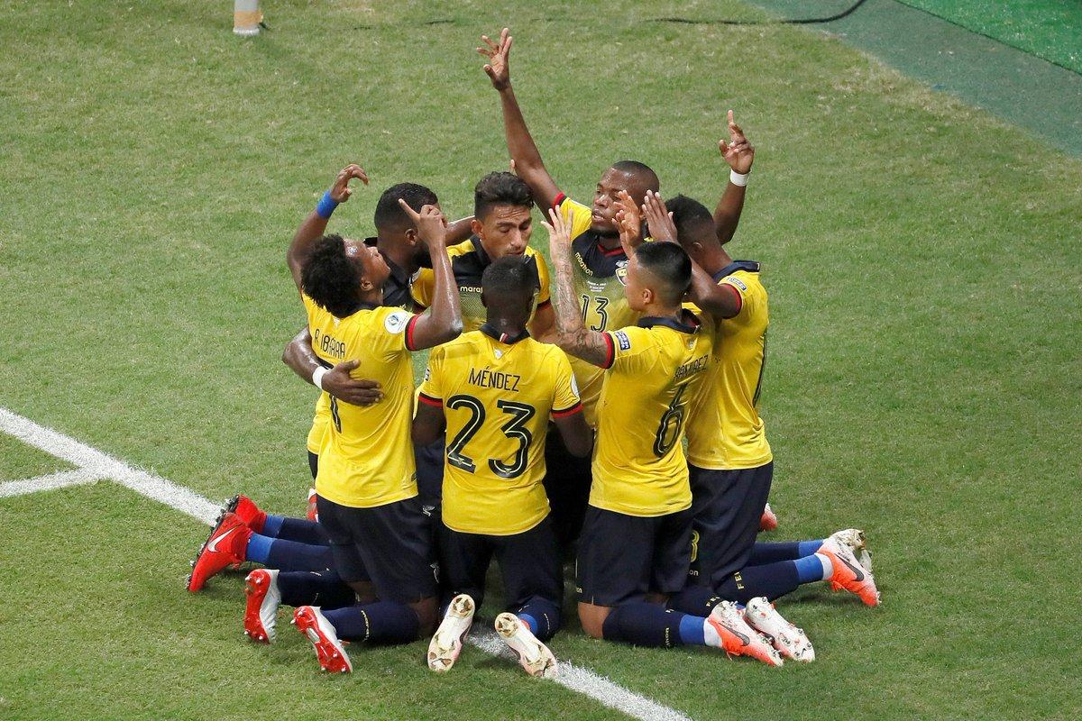 Resultado de imagen para ECUADOR COPA AMERICA