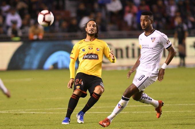 Liga de Quito - Barcelona SC // Liga PRO Banco Pichincha