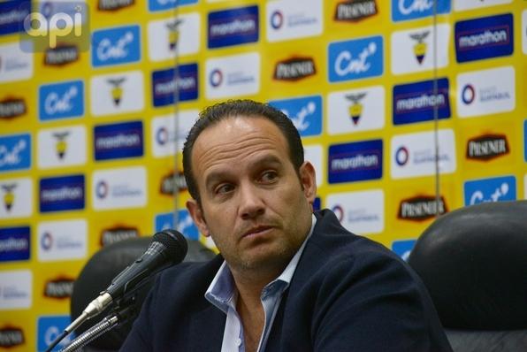 Ecuador anuncia convocatoria para amistoso frente a Perú