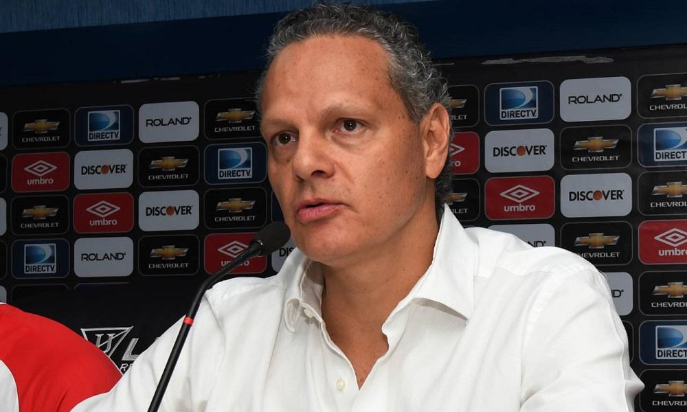 En LDUQ confirman interés por jugador de BSC | ECUAGOL