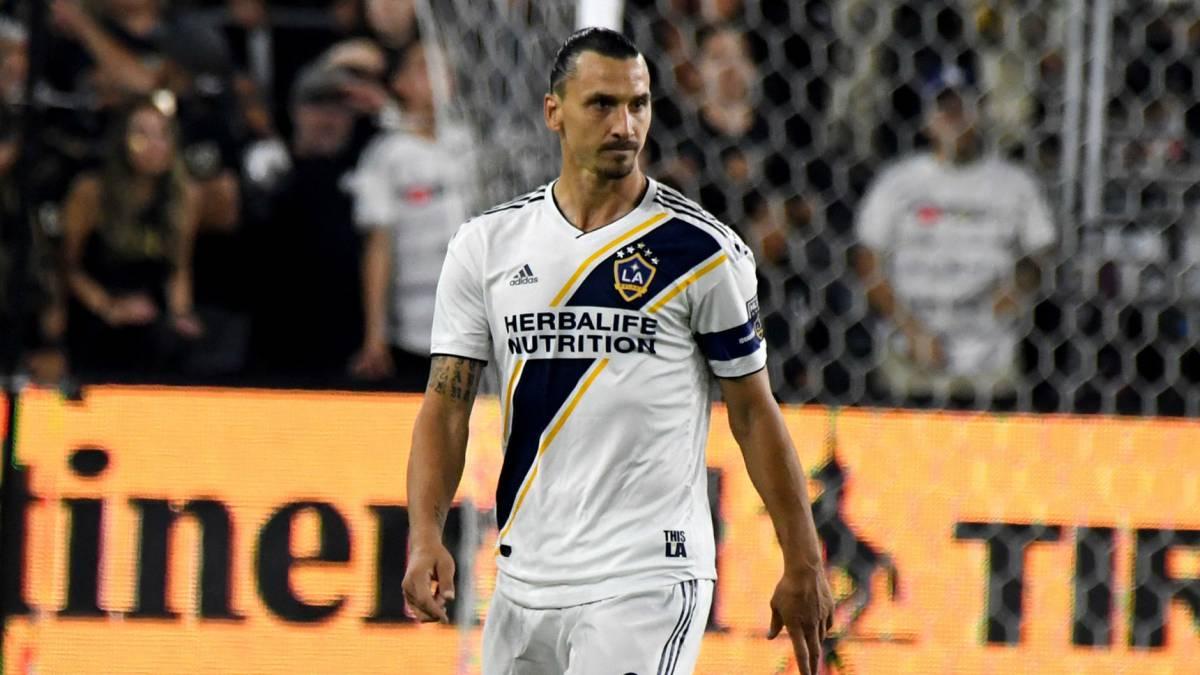 Las redes reaccionan a salida de Zlatan Ibrahimovic de la MLS