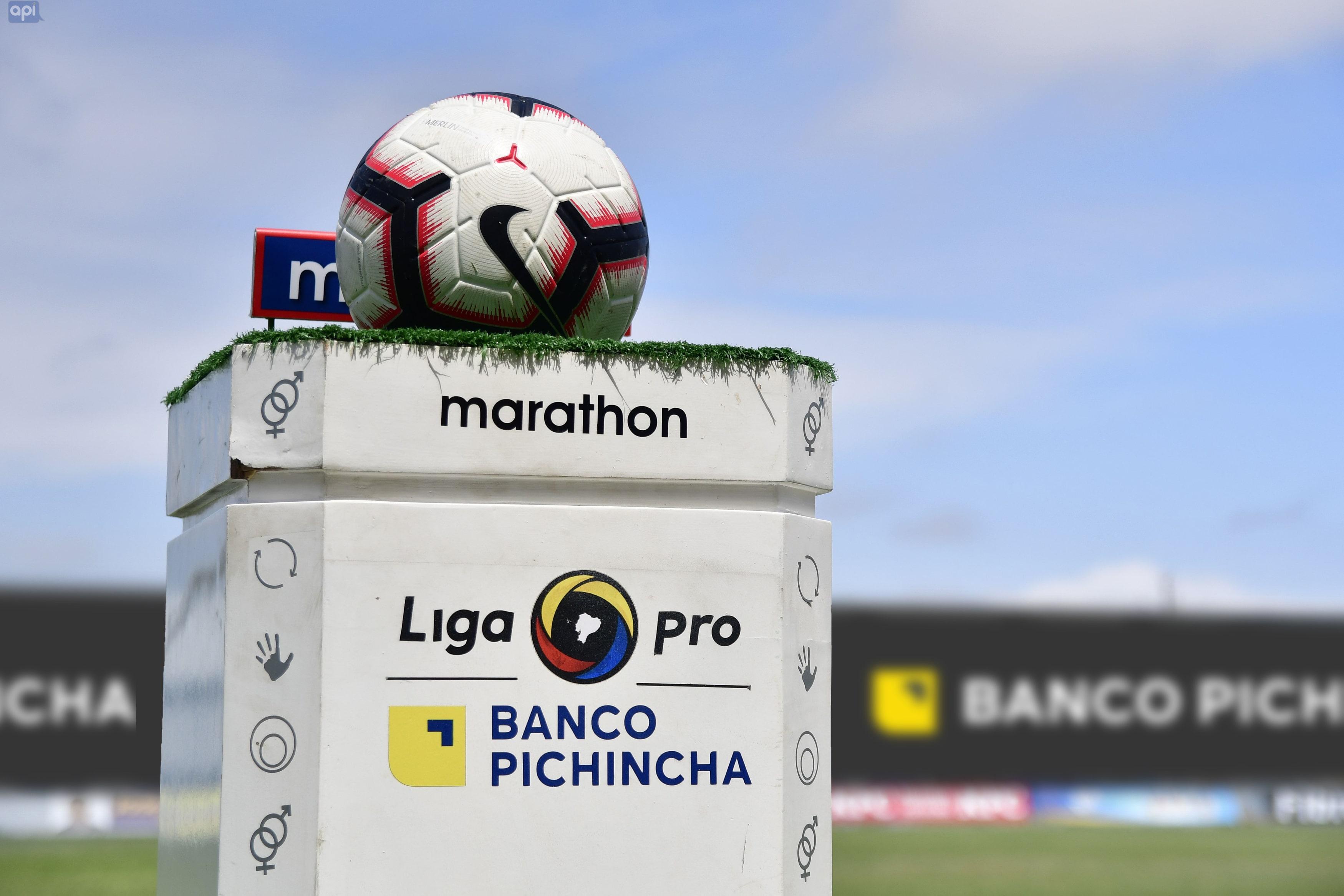 FOTOS) Se presentó el Calendario Oficial de la Liga Pro 2020 ...
