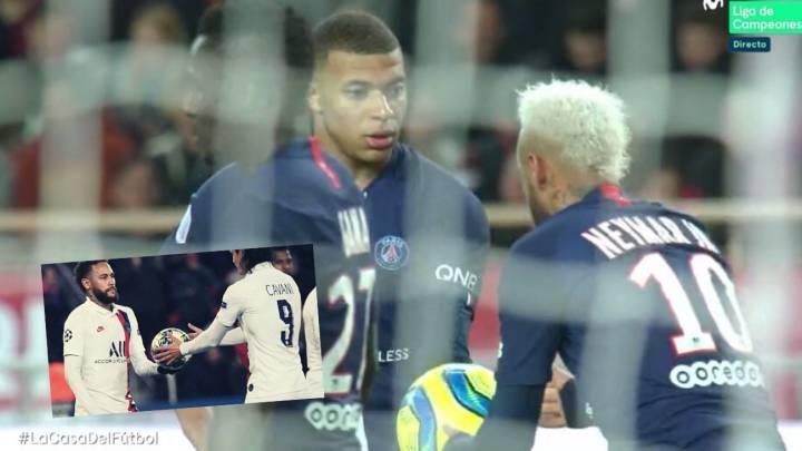 El Paris Saint Germain de Icardi y Di María goleó a Mónaco