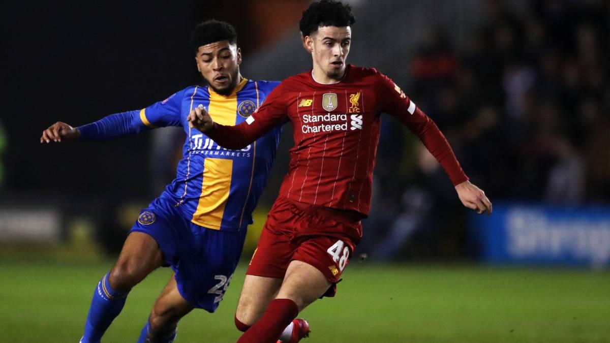 Liverpool fue sorprendido por equipo de la tercera división de Inglaterra