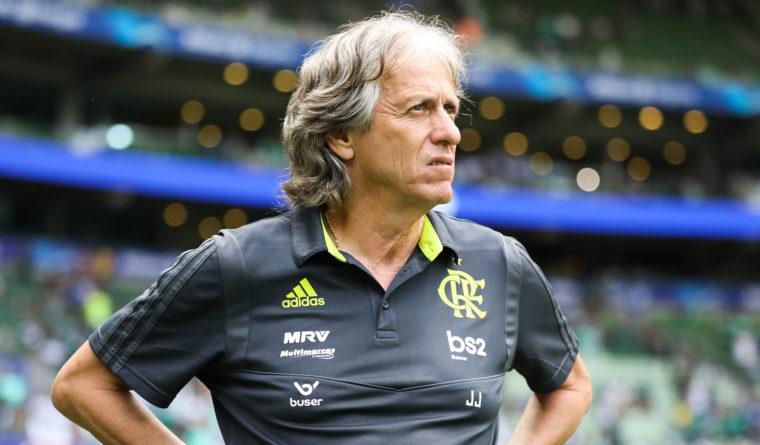 Jorge Jesús, DT de Flamengo, dio positivo en prueba de coronavirus