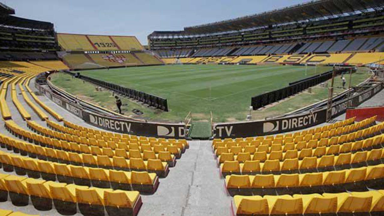 APOYO A BSC Y GUAYAQUIL: FEF dio detalles de su respaldo al Monumental para  albergar la final de Libertadores | StudioFutbol