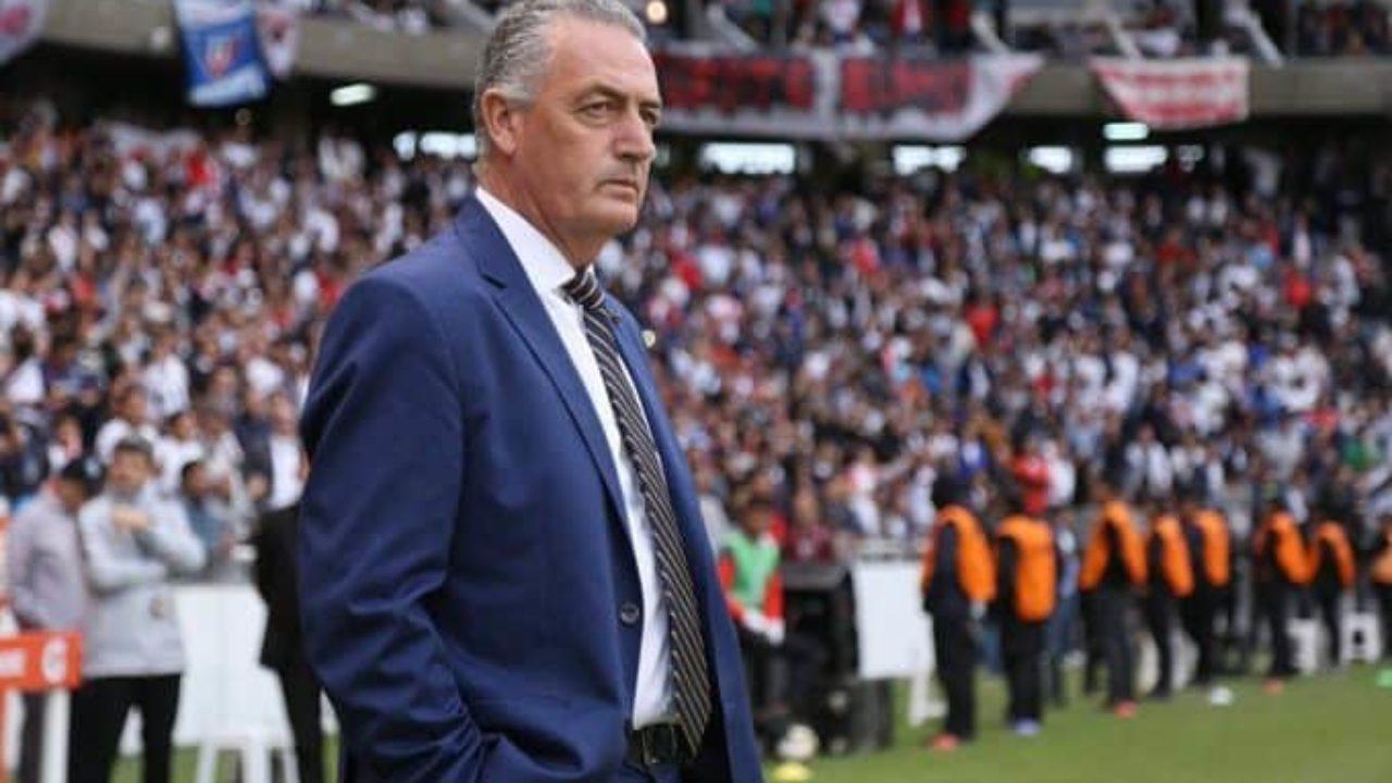 Atacante de la Selección argentina se refirió a Gustavo Alfaro | ECUAGOL