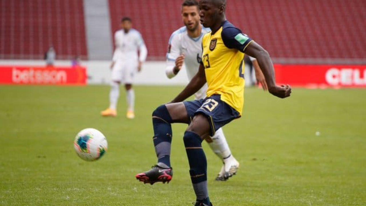 Moisés Caicedo rompe un récord histórico en las Eliminatorias   ECUAGOL